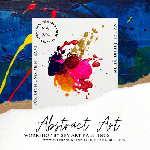 Workshop Abstract Art