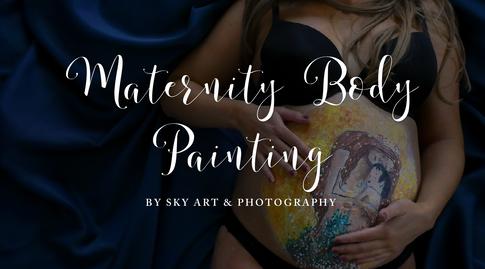 Maternity Body Painting