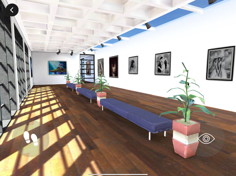 First digital Art Gallery