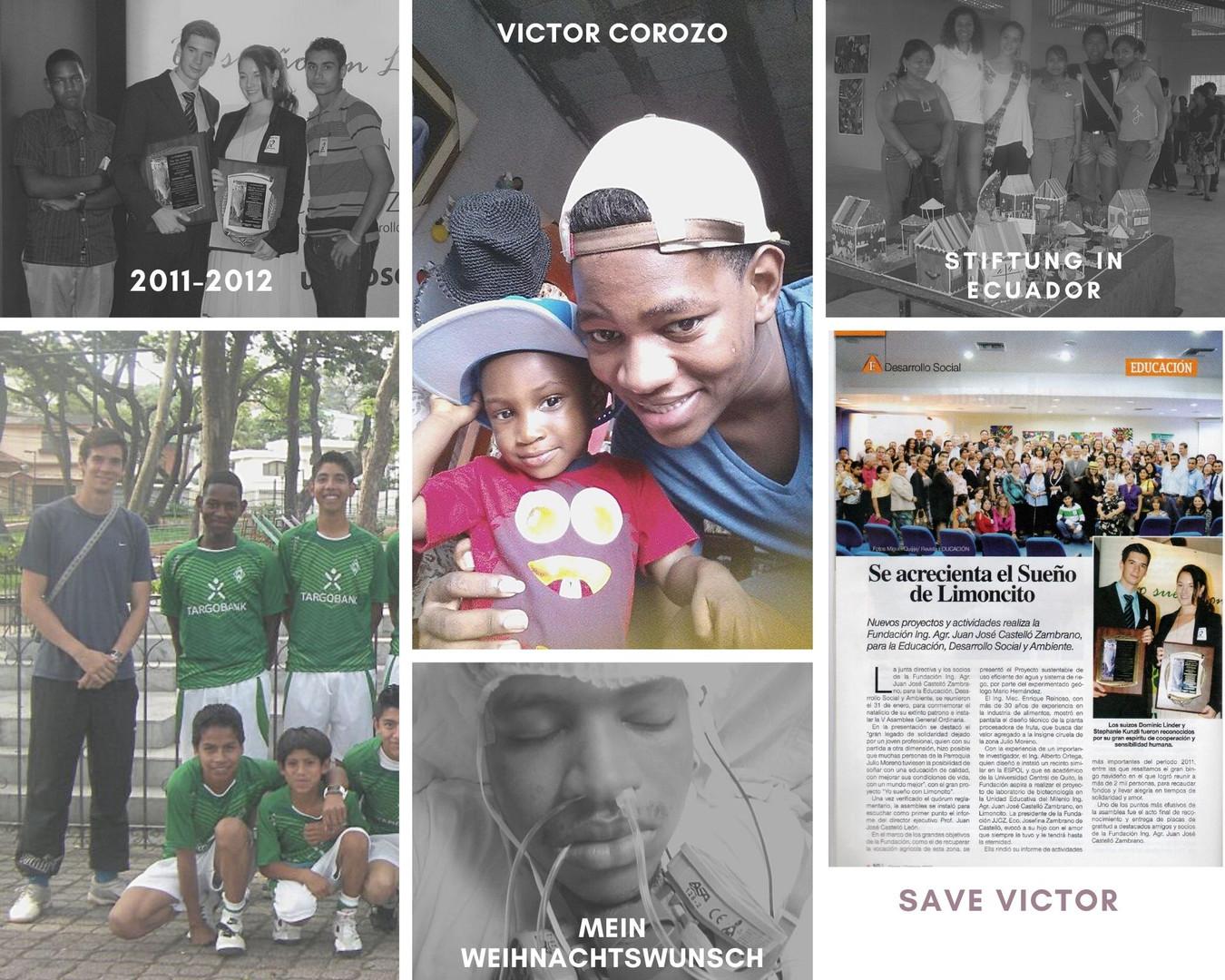 Save his Life - Victor Corozo