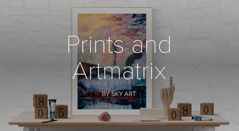 Prints and Artmatrix