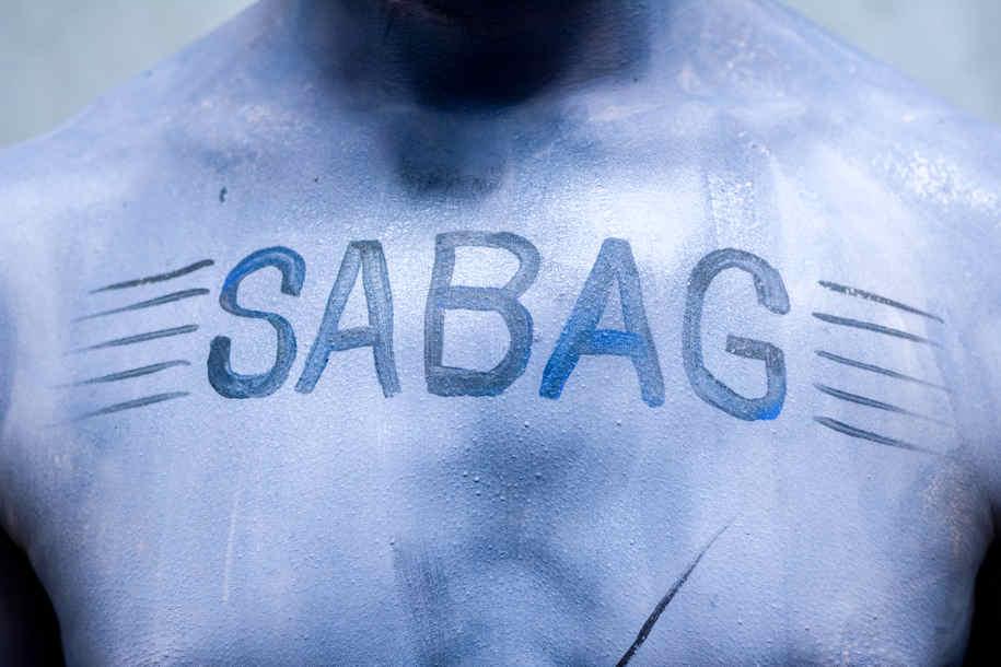 Sabag Bodypainting Live Show - Event 2019