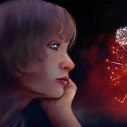 Digital Painting by Stephanie Künzli Ycaza