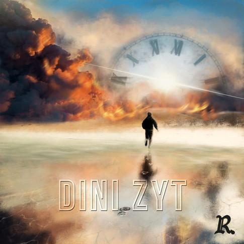 Cover Design für den Schweizer Rapper MC Rony