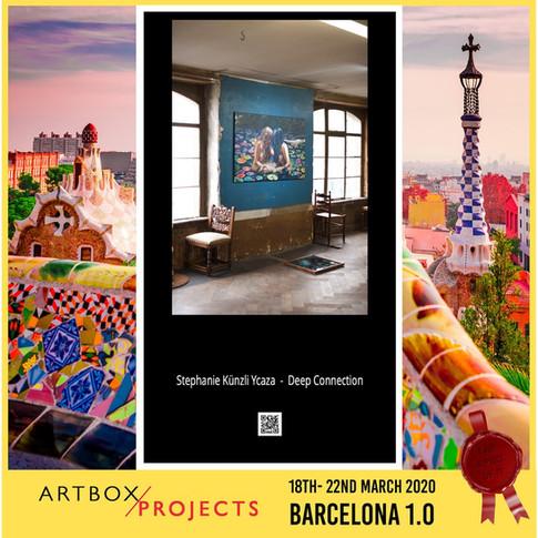 Artbox Barcelona Art Exhibition