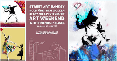 Street Art Banksy Workshop