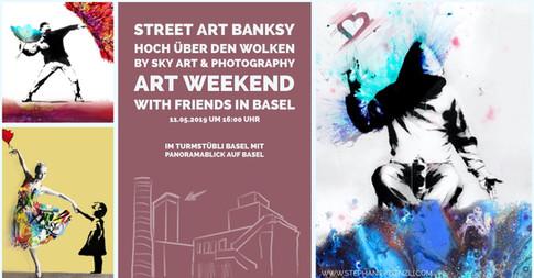 Street Art Banksy Workshop