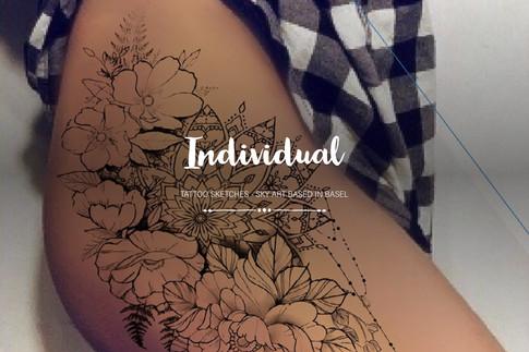 Individuelle Skizze