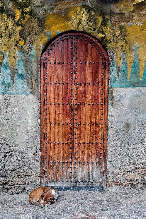 Behind Stranger's Door - Aida, One who returns