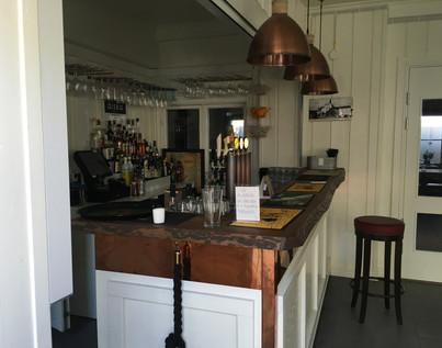 En av barerna på Lasse Majas