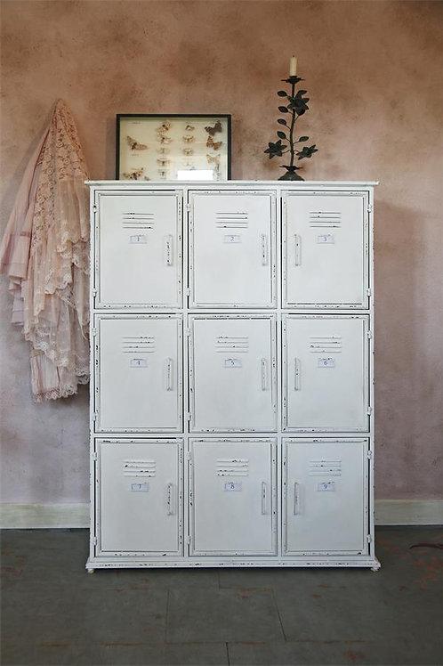 Metal cabinet uprigh