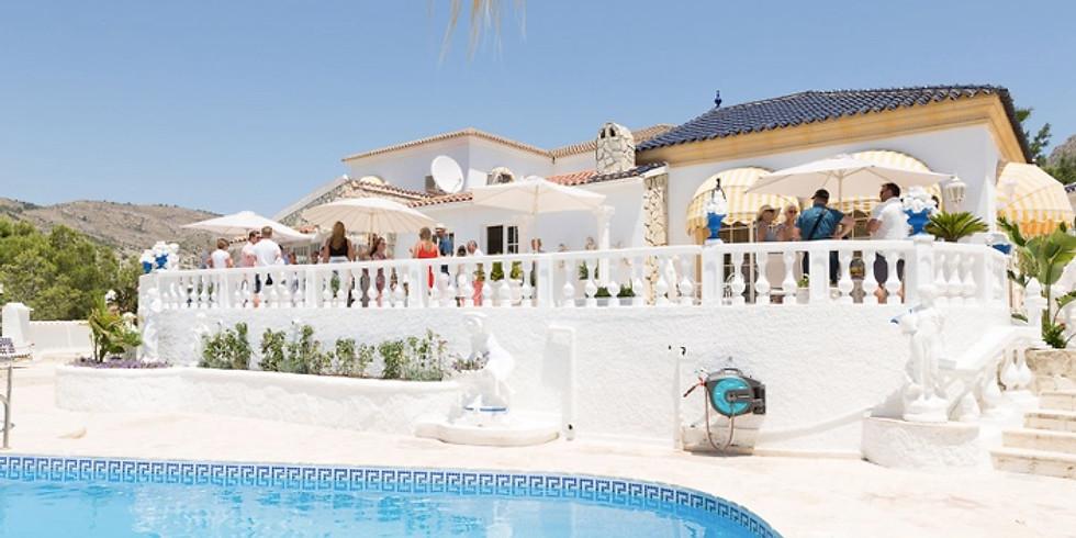Yogaretreat i Spanien 2 - 9 oktober 2021