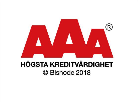 Högsta kreditvärdighet | Kixon AB | Städfirma | Sverige