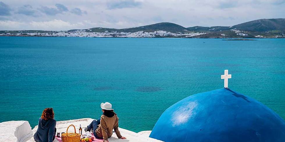 Grekland - Paros - våren 2021 återkommer om datum