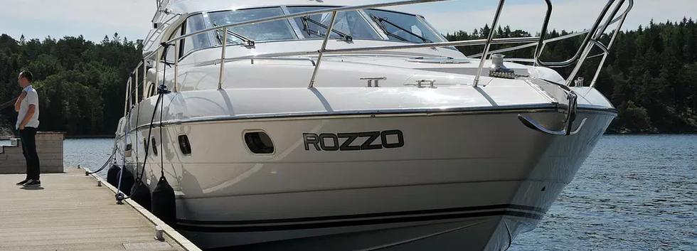 m/y Rozzo