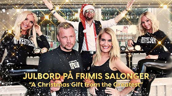 Frimis julbord med show (Örebro)