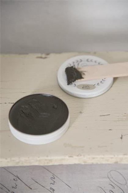 Antique Wax - Light Brown - 35gram
