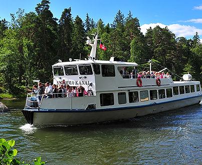 M/S Strömma Kanal