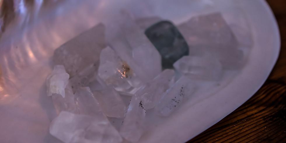 Kristallresa (nytt datum planeras)