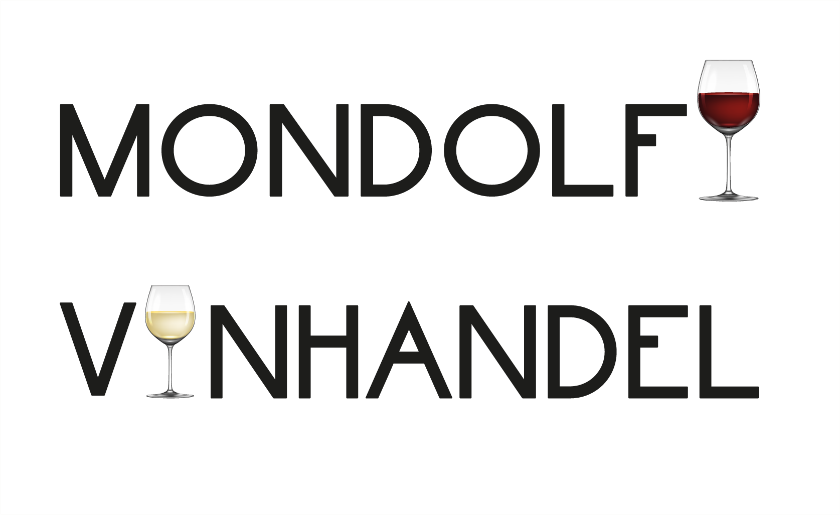 Mondolfi Vinhandel logo