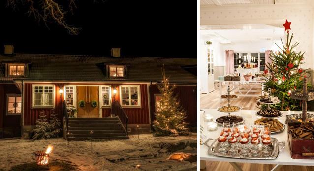 Katrinelund julbord (Stora Mellösa)