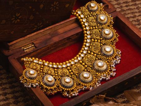 Jewellery Campaign : L Gopal Jewellers '20