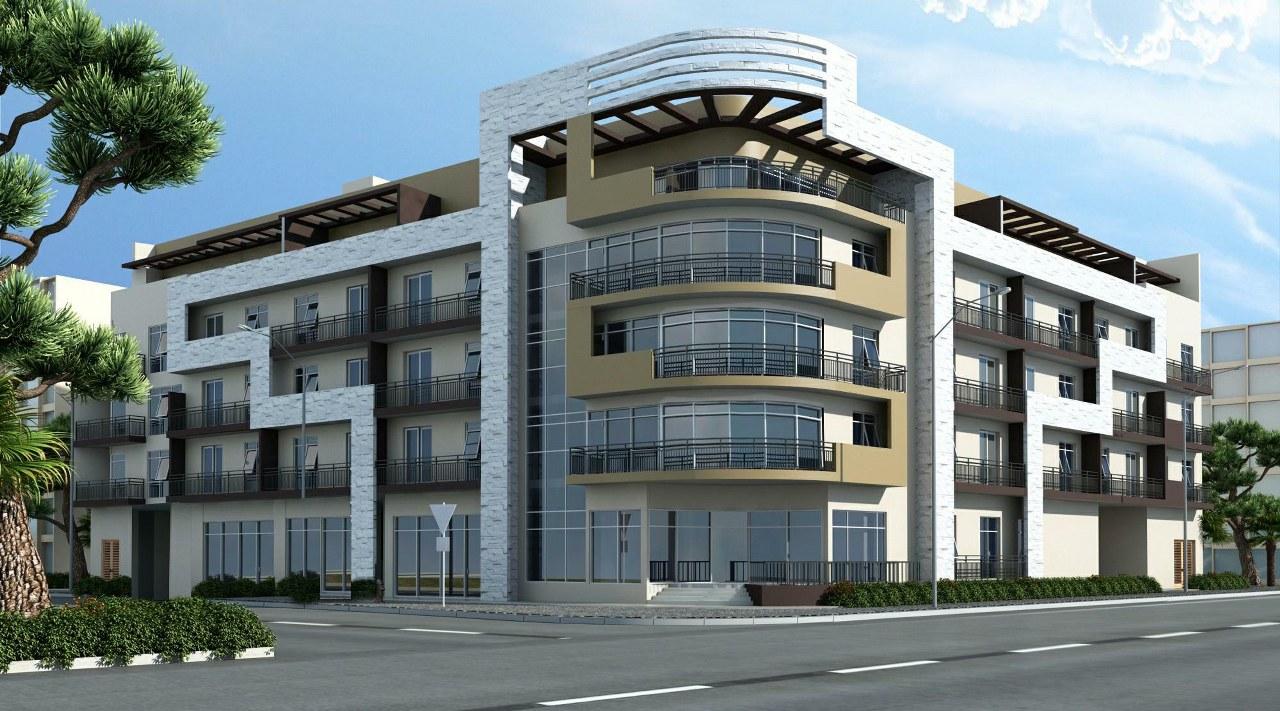 Design G+4 Buildings