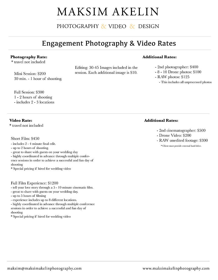 Engagement Photo and Video Rates 2021.jp