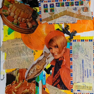 Intuitive Collage 1