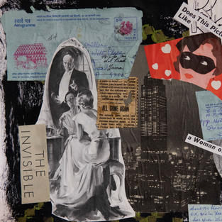 Intuitive Collage Board 2