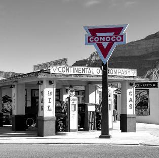 Continental Oil Company Helper Utah