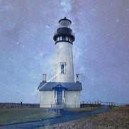 Lighthouse sparkling