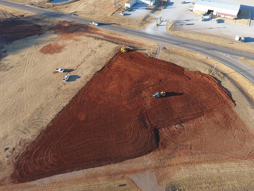 Hutton Inc - Work Site 1