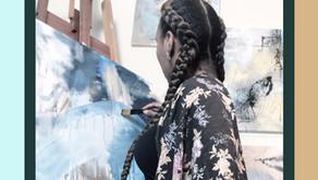 How I Balance Motherhood, A Career, & An Art Business