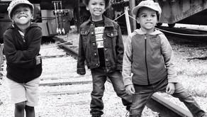 Three Mommy Friends + Three Toddler Boys = A Road Trip Adventure