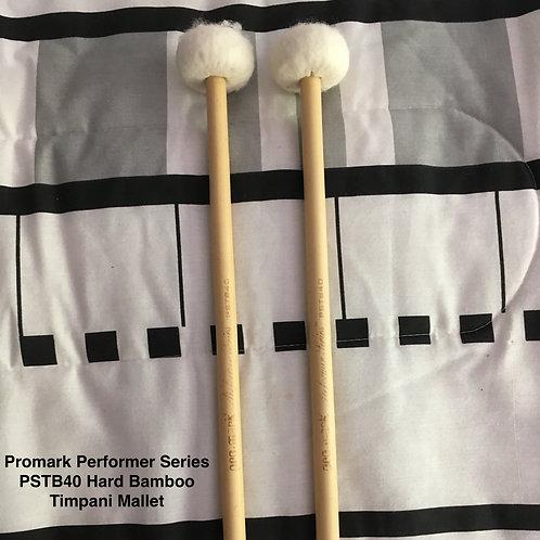 Promark PSTB20 Hard Bamboo Timpani Mallet