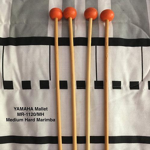 Yamaha MR-1120/MH Marimba Mallets (orange)