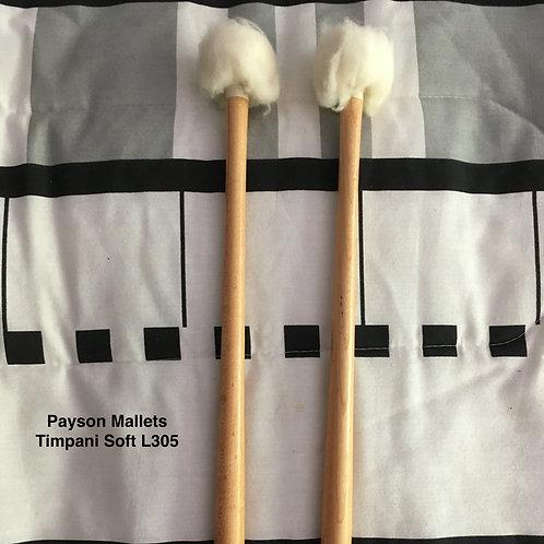 Payson L305 Soft Tympani Mallets