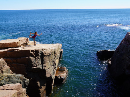 5 Best Places to Visit in Maine! U.S Family Road Trip.