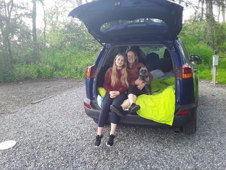 Car Camping During Covid-19