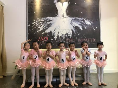 2019年5月英國皇家芭蕾舞考試