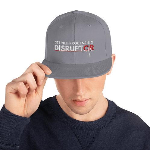 Sterile Processing Disruptor (Snapback Hat)
