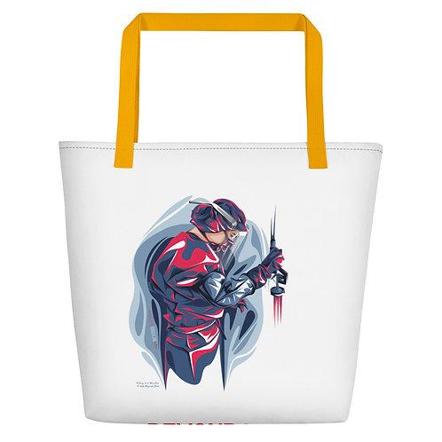 Beyond Clean Artwork Style Bag