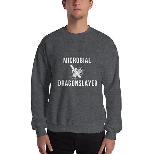Microbial Dragonslayer (Unisex Sweatshirt)