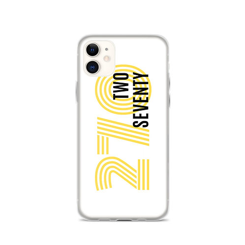 270 iPhone Case