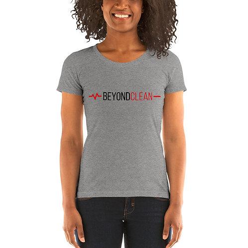 Beyond Clean (Ladies' short sleeve t-shirt)
