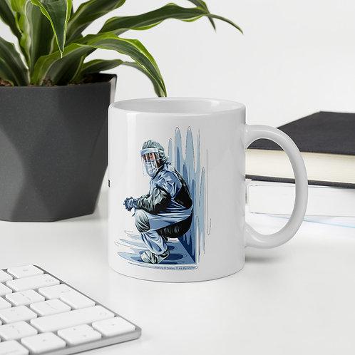 Pondering the Pandemic Mug