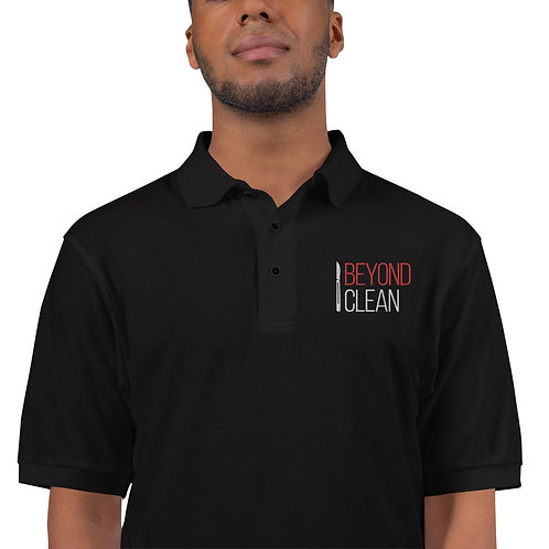 Men's Premium Beyond Clean Polo