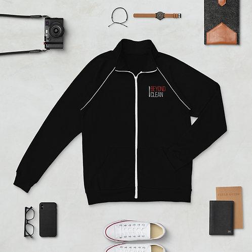 Beyond Clean Piped Fleece Jacket