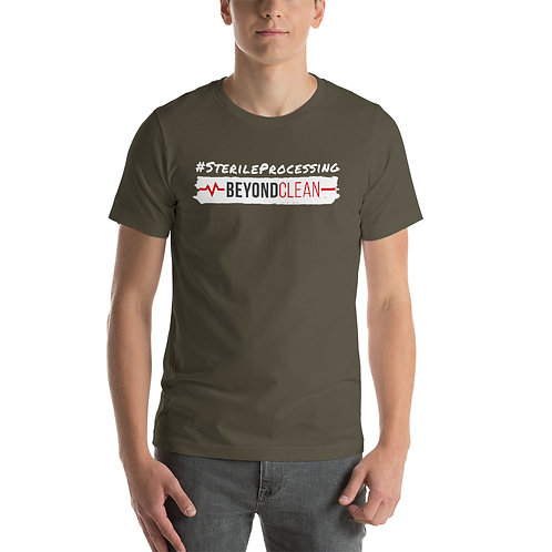 #SterileProcessing Short-Sleeve Unisex T-Shirt